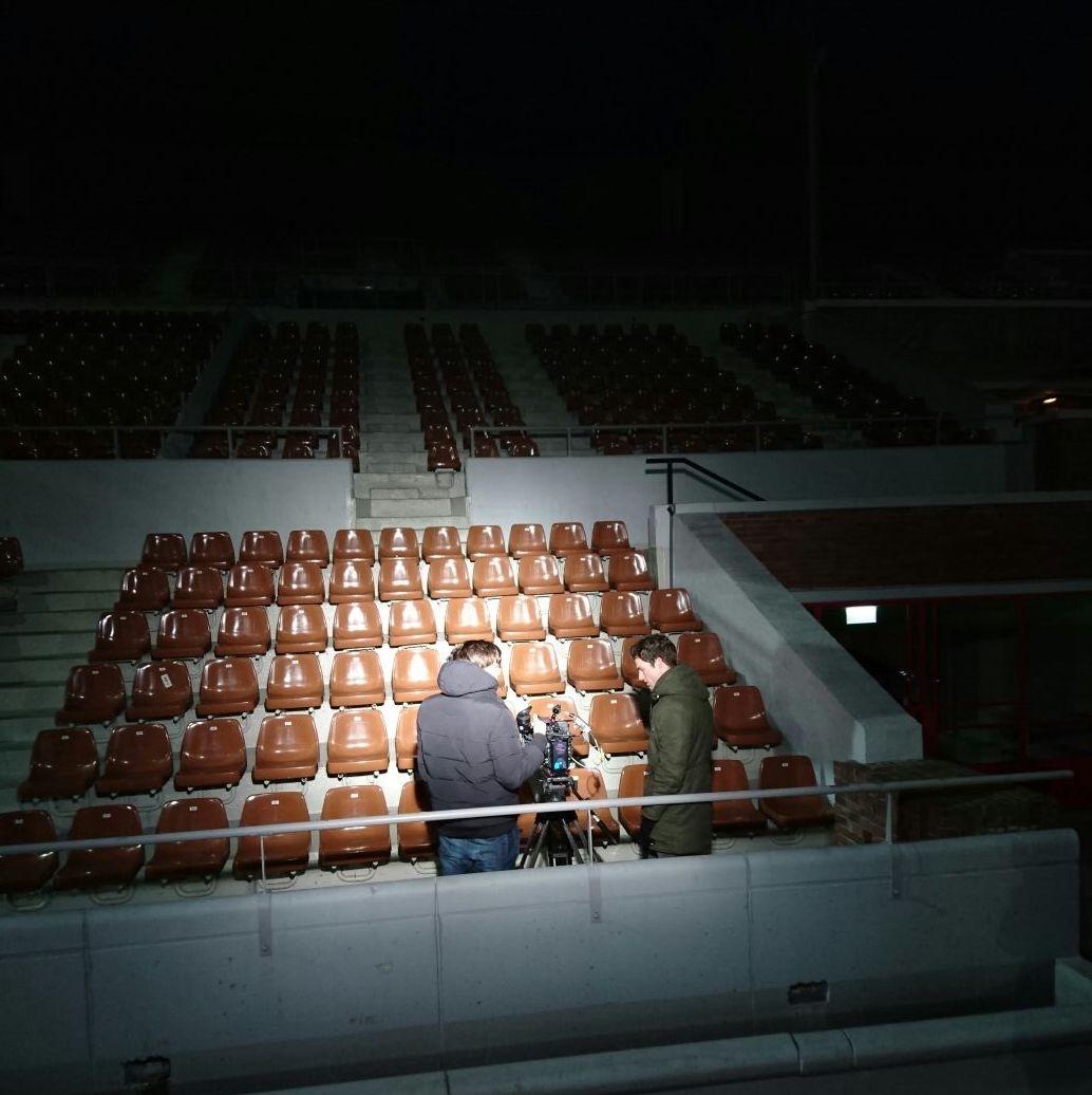Eelco's Droom BTS Olymipisch stadion